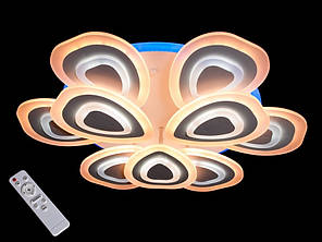 Люстра классическая, хай-тек,DJ155/8088/6+3BK LED dimmer, фото 2