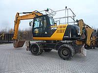Колесный экскаватор  JCB JS160W 2012 года