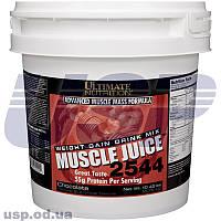 Ultimate Nutrition Muscle Juice 2544 гейнер для роста мышечной массы набора веса спортивное питание