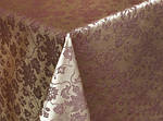 Скатерть 145*220 ткань Мати рис.1589 Королевский, фото 3