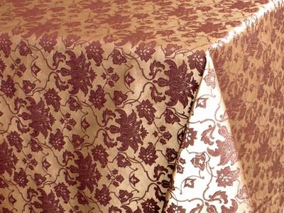 Скатерть 145*220 ткань Мати рис.1589 Королевский