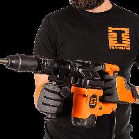 Электрический отбойный молоток Tekhmann TDH-1722 MAX