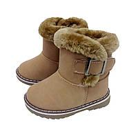 Ботиночки зимние Csck.S для девочек (р.21-26) 1df5d48565a52