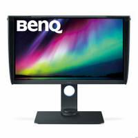 BenQ 27 IPS 4K монітор, професійни й, 99% Adobe RGB SW271 Grey