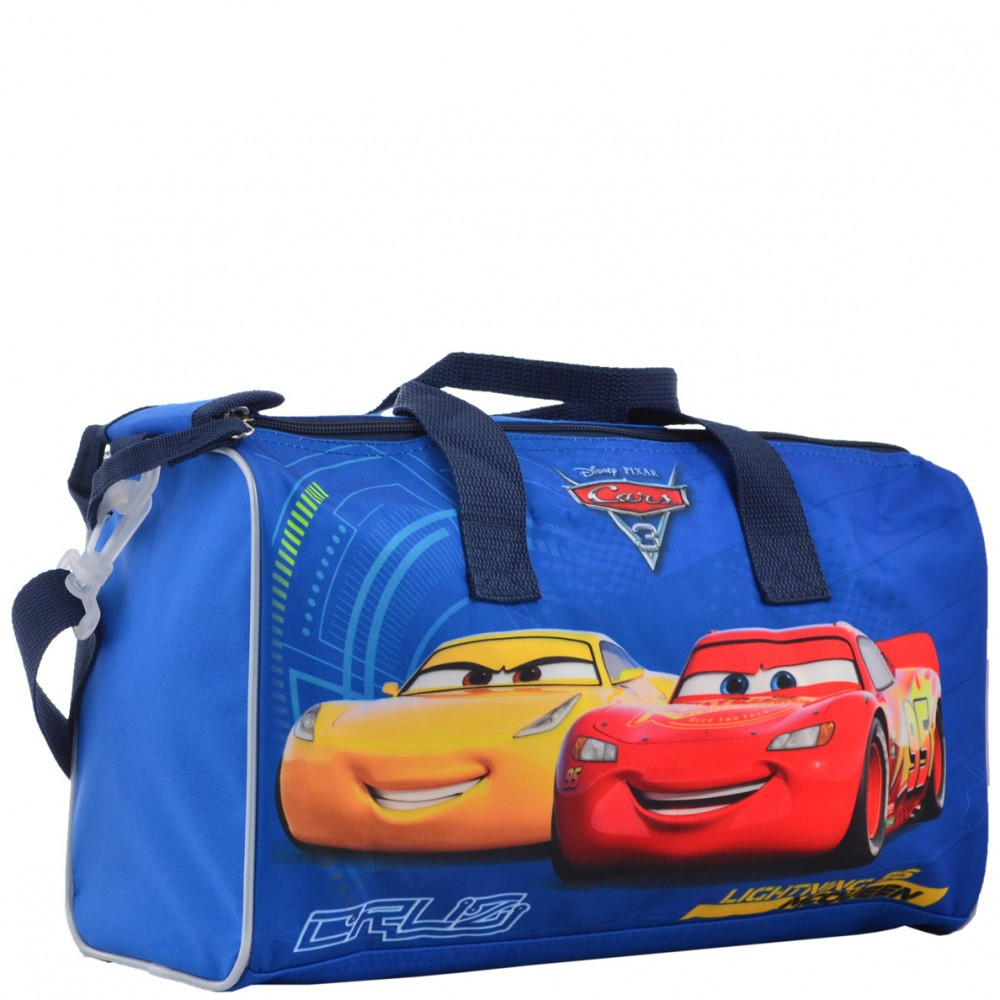 16ee102d558c Спортивная детская сумка 1 Вересня 34х20х16 см 11 л для мальчиков Cars  (555564)