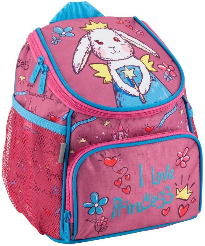 87c888f5c863 Дошкольный рюкзак Kite Kids 24x19x13 см 6 л для девочек (K18-535XXS ...