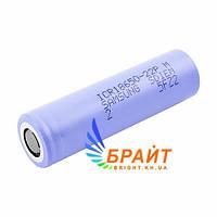 Аккумулятор Samsung ICR 18650-22P 2200 mAh 3.7 V (оригинал)
