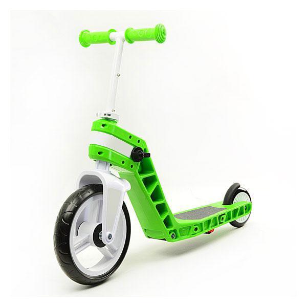 Беговел Real Baby DSP-05 green