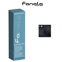 Fanola 1.10 Blue Black Colouring Cream