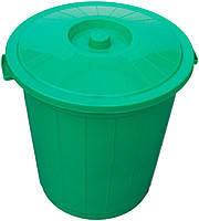 """Бак для мусора """"Горизонт"""" 45л."""