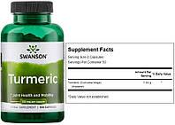 Swanson, Куркумин, 720 мг, 100 капсул
