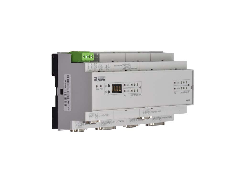 Модуль позиционирования и управления станками GT-1753 на три оси