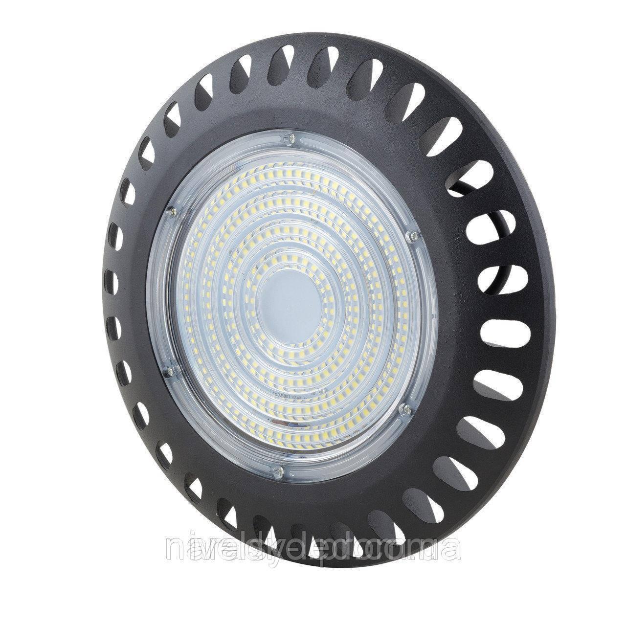 Светильник светодиодный для высоких потолков ЕВРОСВЕТ 200Вт 6400К EB-200-03 20000Лм