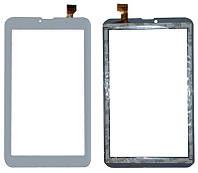 Тачскрин (сенсор) №209.1 FHF90028 ,GT90PH724, DH-0933A2-PG-FPC133, 234x136 mm 30 pin Белый
