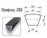 Ремень профиль Z 560 (Корея) супер качество
