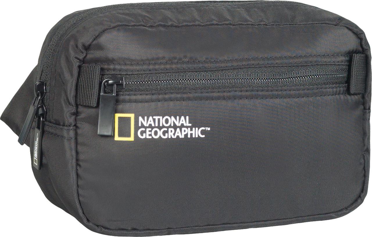 Поясная сумка National Geographic Transform N13202;06 черный