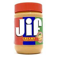 Арахісова паста JIF Creamy Peanut Butter 454g
