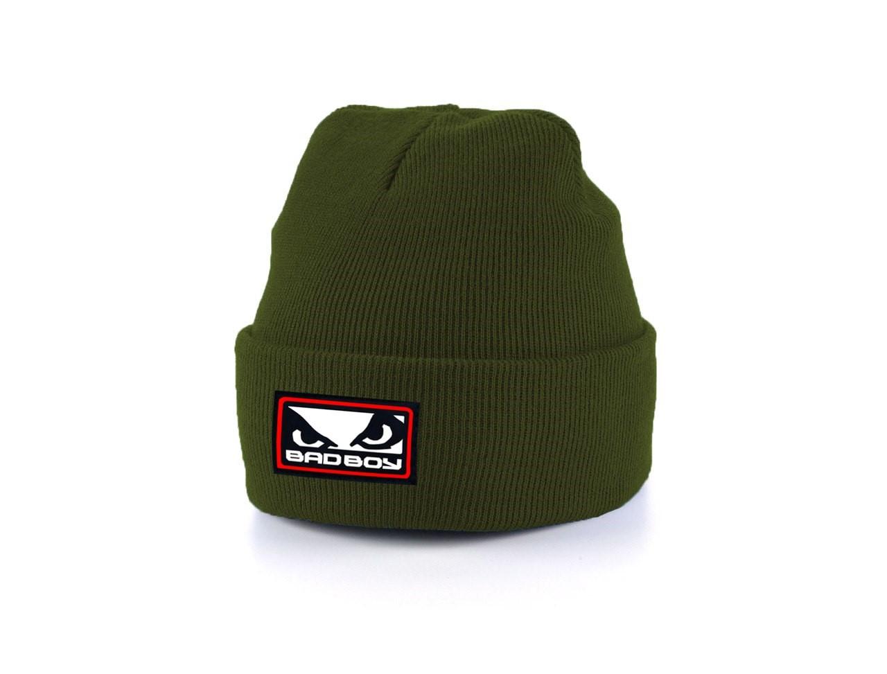 Мужская теплая шапка Bad Boy универсальный размер