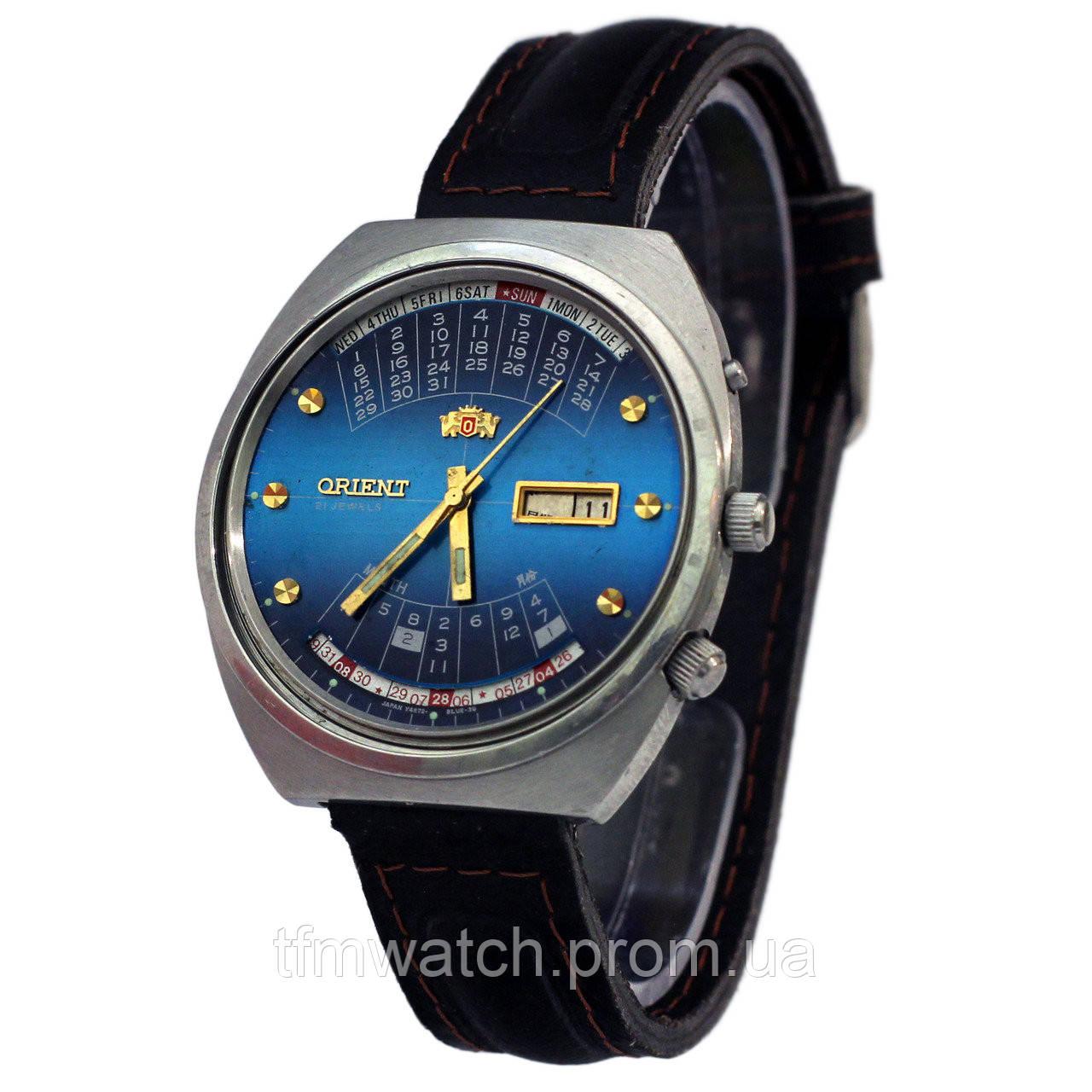 Мужские часы Ориент Колледж  продажа 253817e7c904a