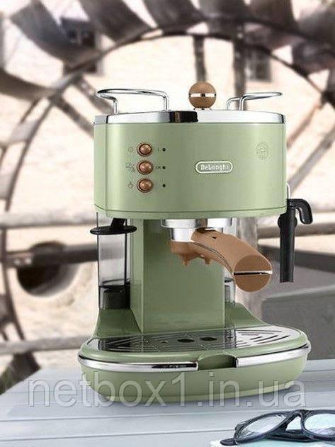 Кофеварка Delonghi Icona Vintage