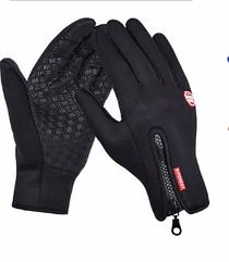 Лыжные перчатки сенсорные