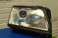 Фара передняя для Audi А6 '94-97 правая (DEPO) механическая/под электрокорректор, фото 1