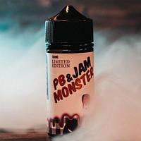 Премиум Жидкость PB & Jam Monster Grape. 100мл. VG/PG 75//25 Оригинал