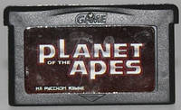 "Картридж на GBA ""PLANET of the APES"""