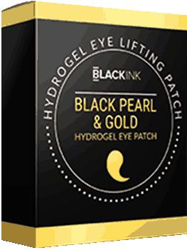 Black Ink (Блэк Инк) - гидрогелевые патчи под глаза