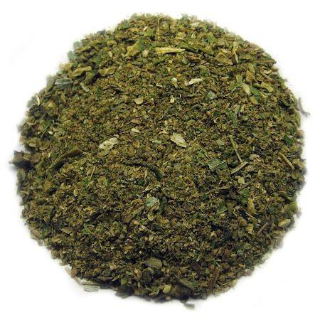 Аджика зеленая