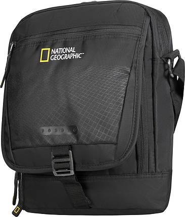8da6c0e6e986 Сумка повседневная с отделением для планшета National Geographic Trail  N13405;06 черный, фото 2