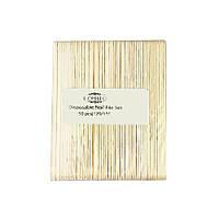 Набор одноразовых пилочек 50 шт (120/150 грит) Komilfo 566016