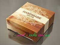 Коробка Стандарт 77*80*28мм, handmade