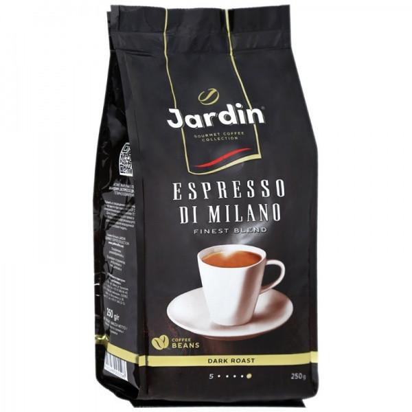 Кофе в зернах JARDIN Espresso di milano  250г