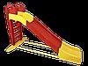 Детская горка для катания большая Фламинго