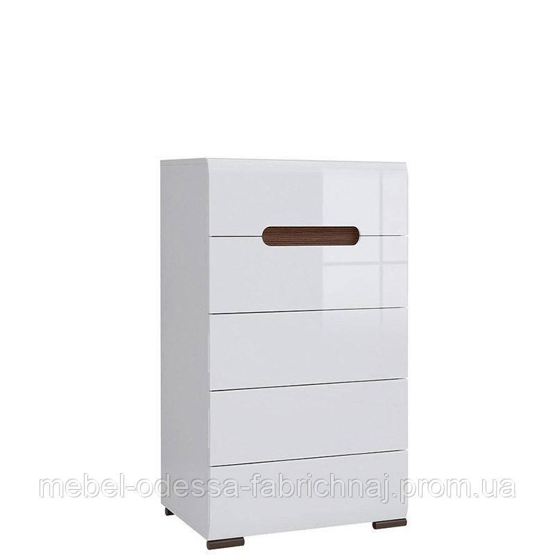 Комод с 5 ящиками АЦТЕКА