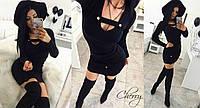 Платье / трикотаж джерси / Украина 28-229, фото 1