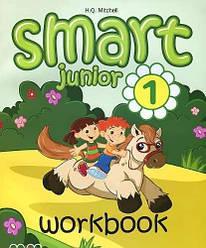 Smart Junior 1 Workbook with CD/CD-ROM