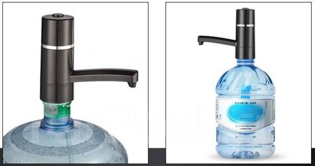 Электрическая помпа для воды MS HL12A, Электро помпа для питьевой воды, Помпа водяная, Помпа насос для кулера