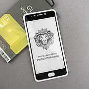 Защитное стекло 2.5D Premium Meizu M6 Note Black