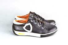 Подростковые кроссовки для девочек натуральная кожа от производителя KARMEN 752119