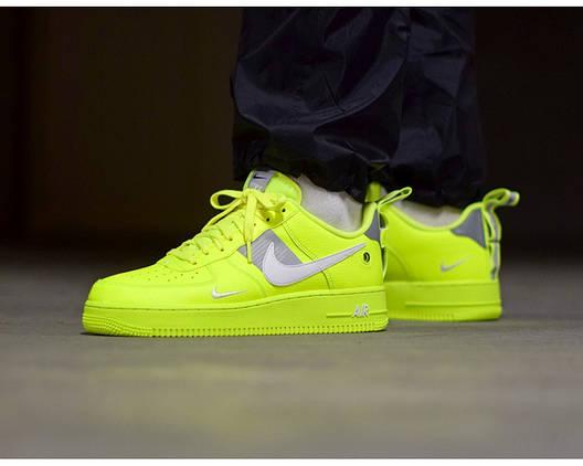 6c394c2e Кроссовки Nike детские AIR FORCE 1 LV8 UTILITY: продажа, цена в ...