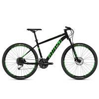 "Велосипед Ghost Kato 4.7 27.5"", рама L, черно-зеленый, 2019"