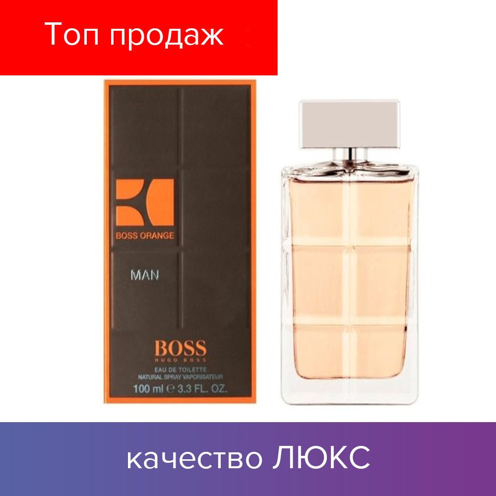 100 Ml Hugo Boss Boss Orange For Men Eau De Toilette мужская
