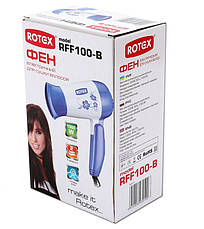 Фен Rotex RFF100-B , фото 3