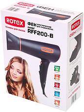 Фен ROTEX RFF200-B, фото 3
