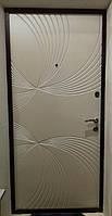 Дверь входная МДФ/МДФ Салют