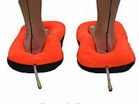 Набор вакуумных подушек для диагностики стоп Foot 3D Foam, фото 1