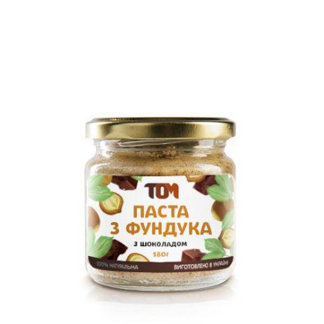 Паста из фундука с шоколадом / 180 г