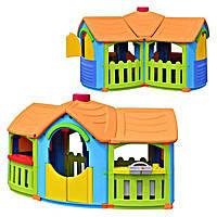 Игровые домики и палатки Игровой домик Marian Plast M 666, фото 2